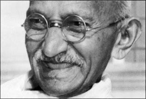 Gandhi, My Hero