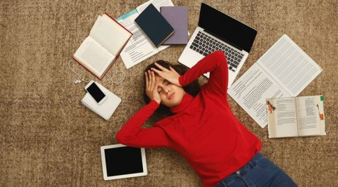 Imagine: Exam time and a pressure-cooked generation