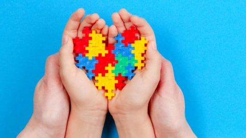 Imagine: Children with autism are different, not less
