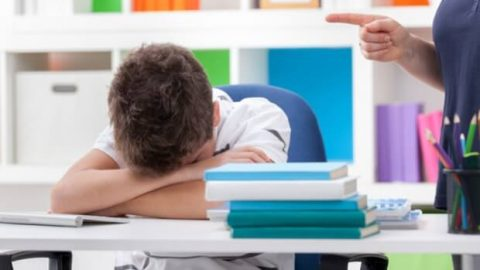 Imagine: Busting the myth of laziness — 'Kids will do well if they can'